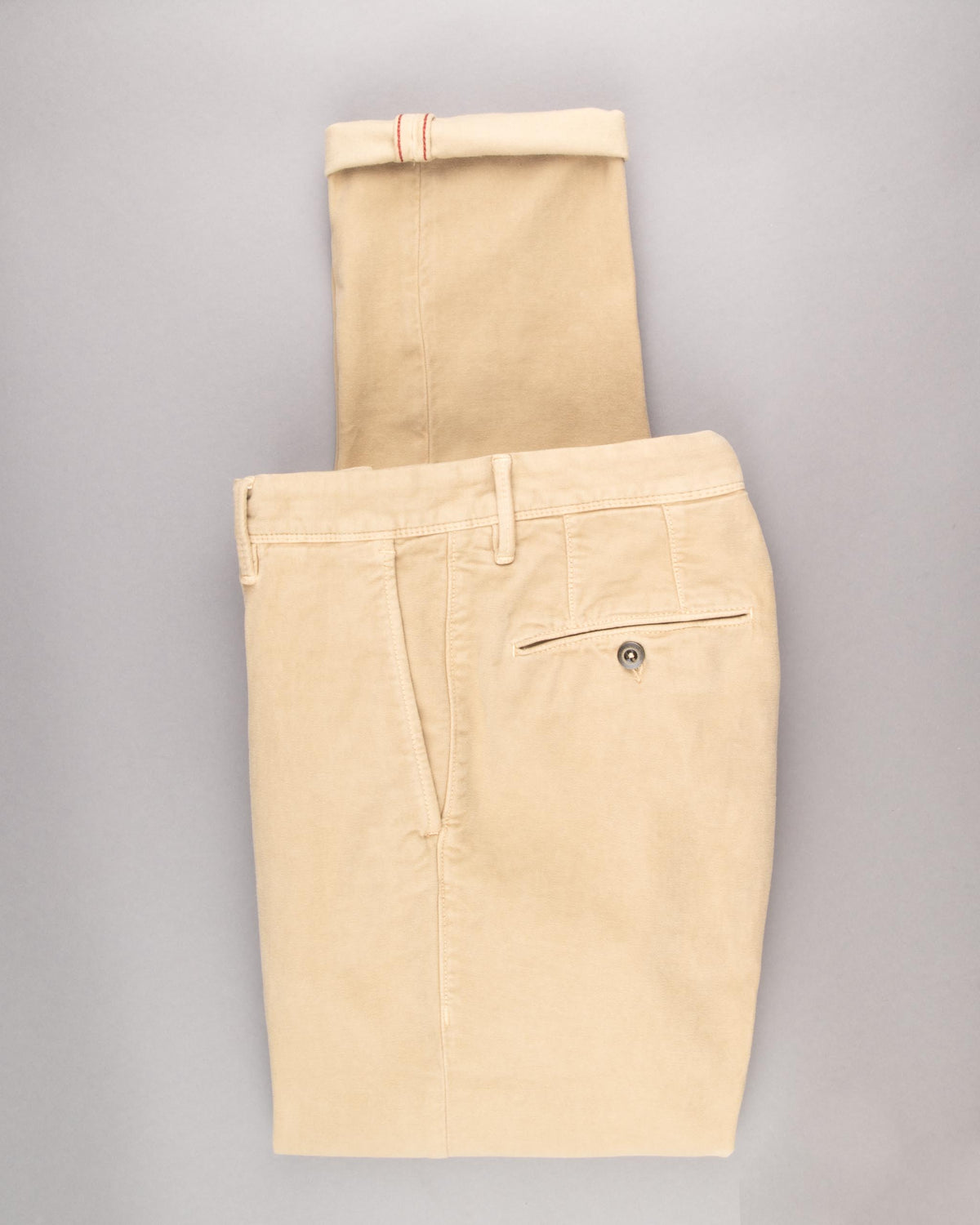 'Slacks' Moleskin Trouser