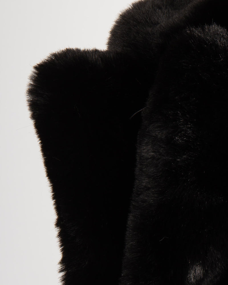 'Manon' Faux-fur Jacket