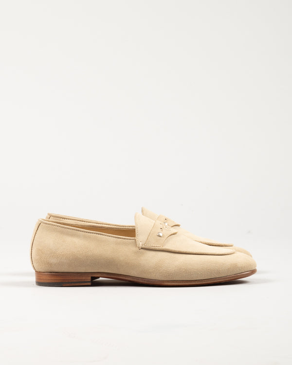 Suede 'Oyster' Loafer