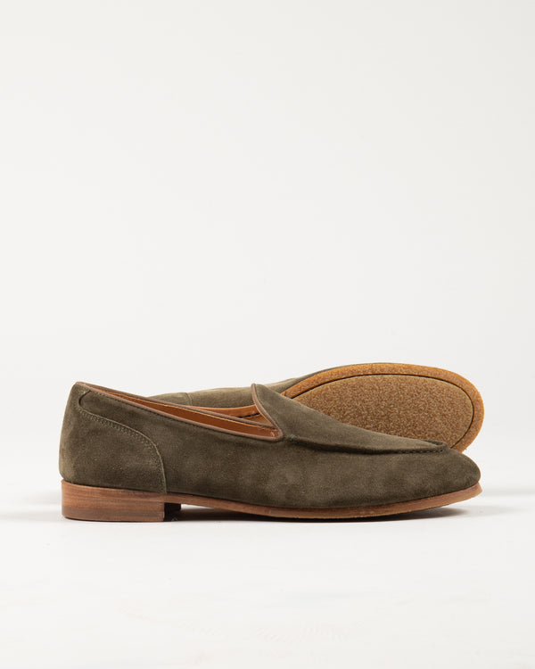 'Zoe' Suede Loafer