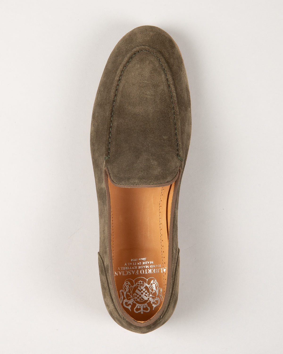 Zoe' Suede Loafer