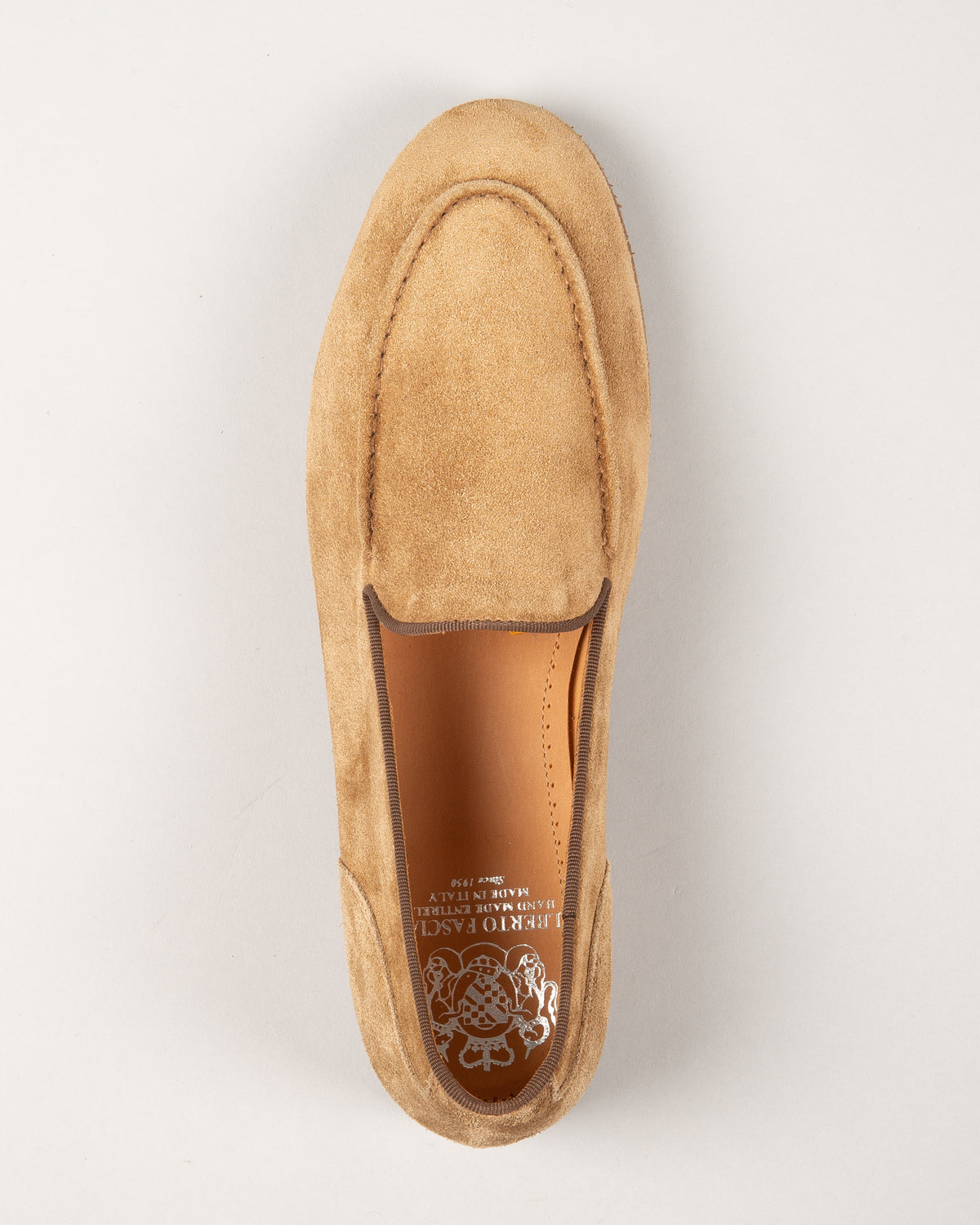 Zoe' Wildleder Loafer