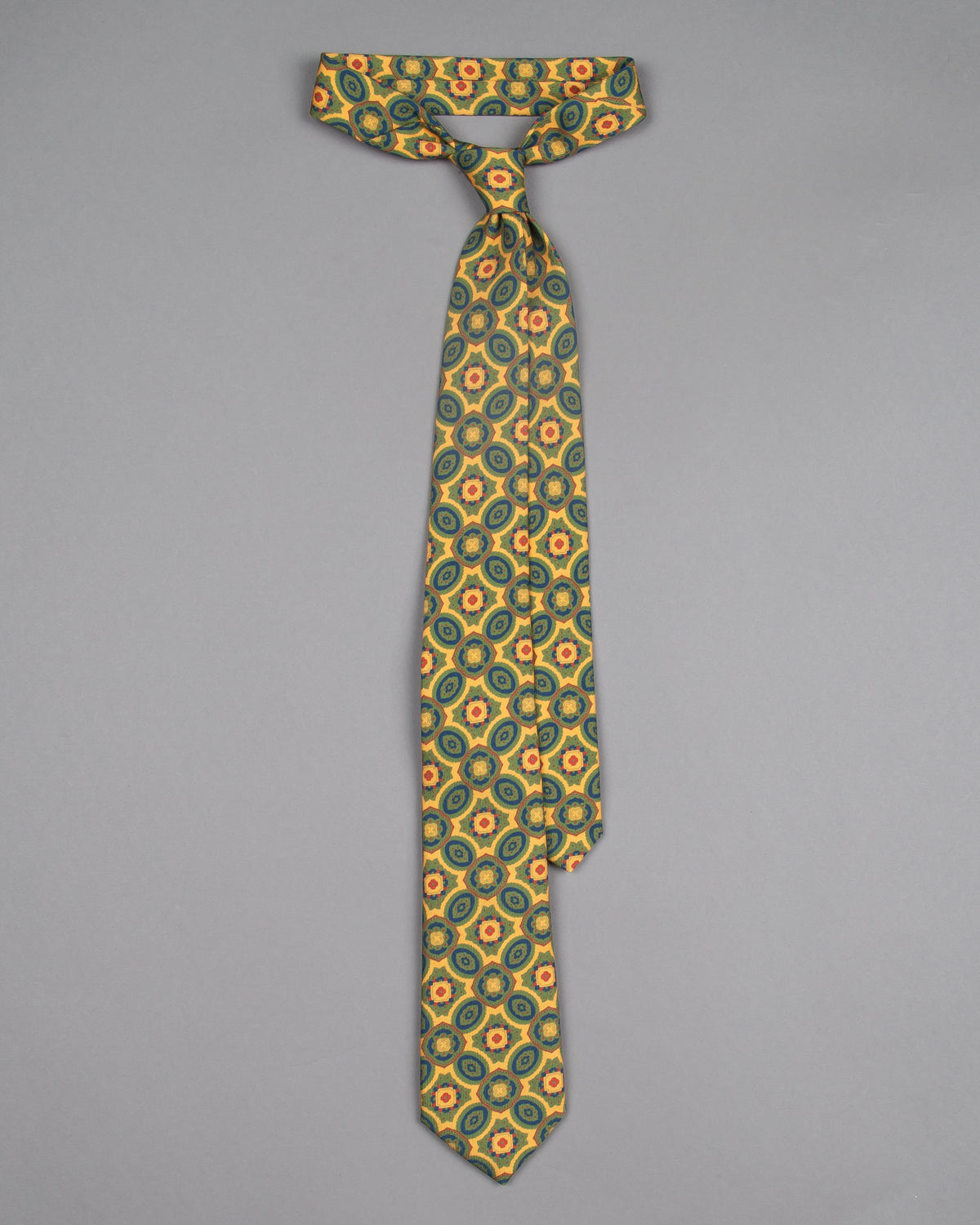 Wool-Cotton Tie