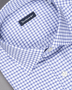 'Lucio' Checked Shirt