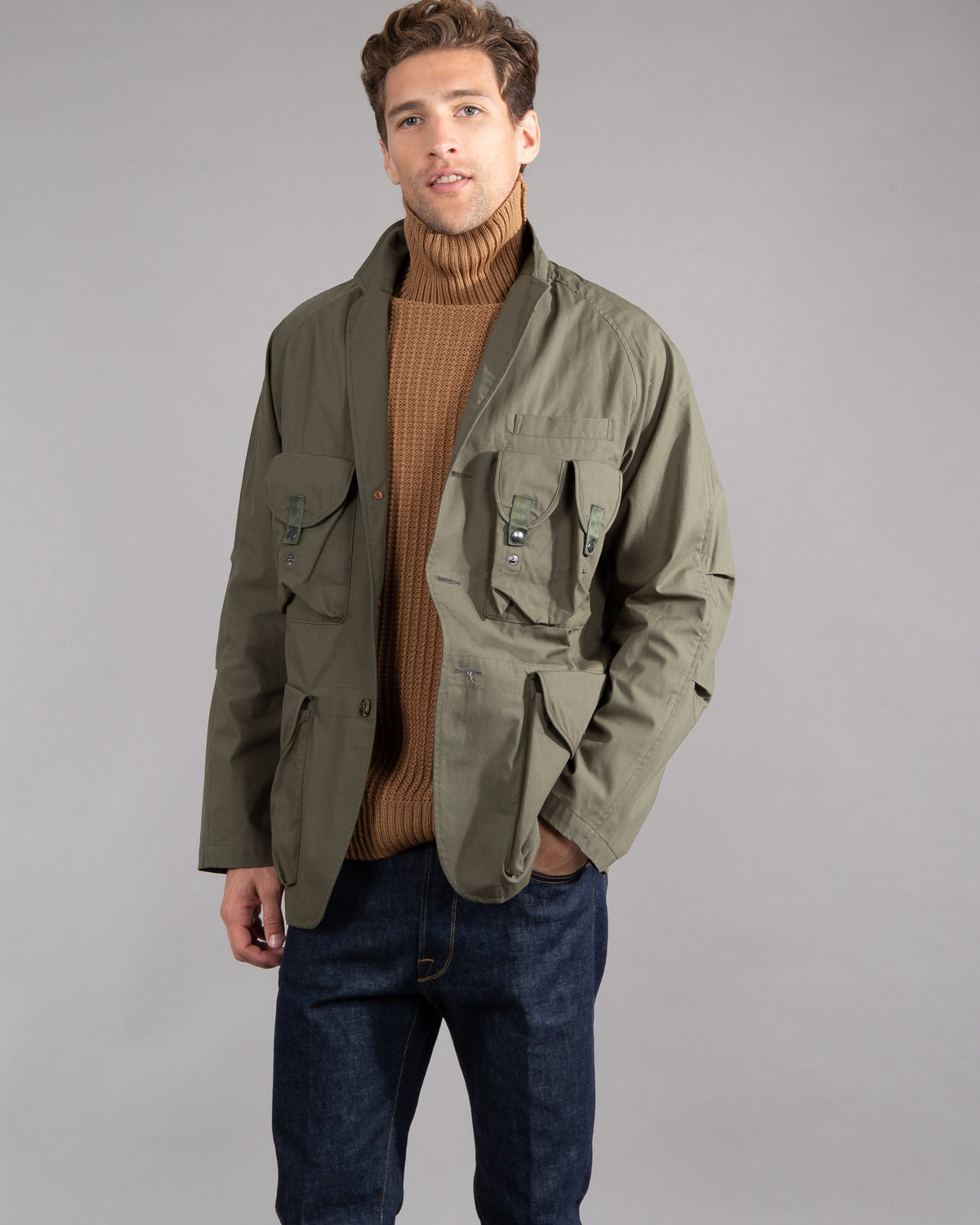 Multifunctional Jacket