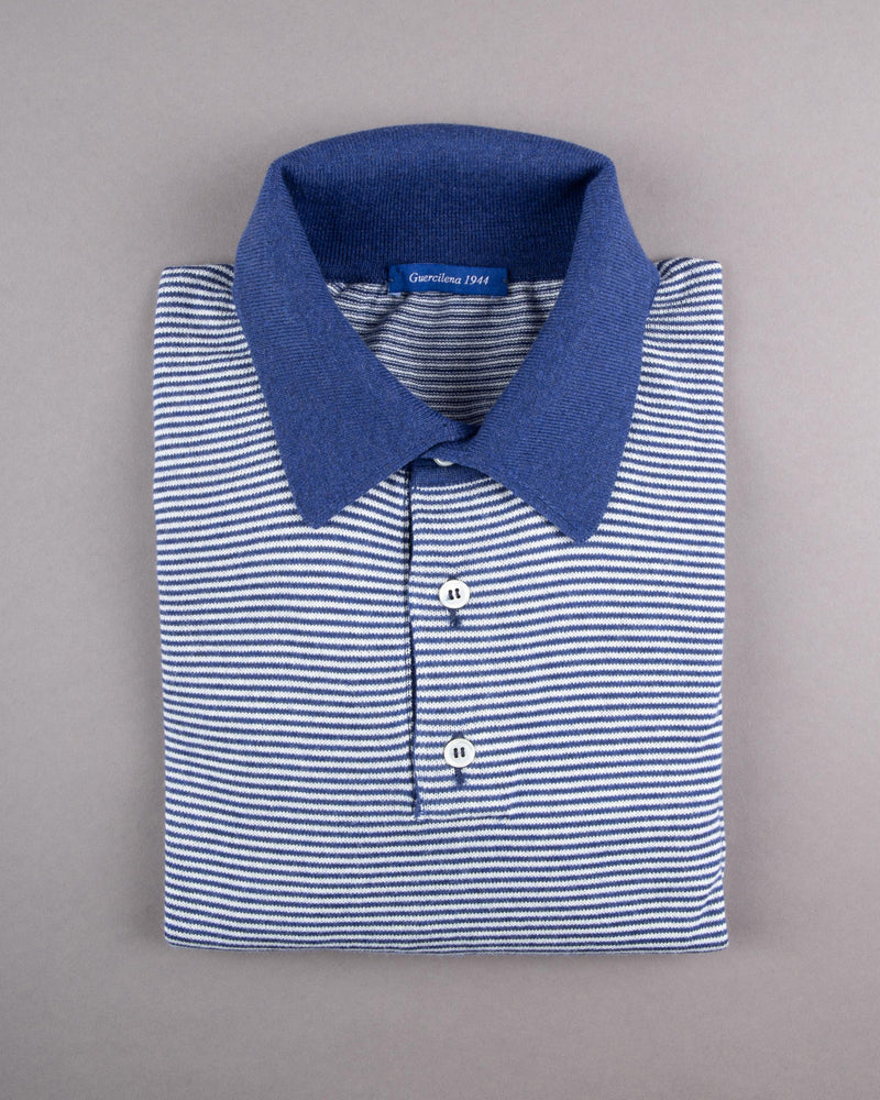 Cotton-Cashmere Polo