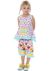 Kid Girls Dress Size 2-8 - ESMERALDA THOMSON
