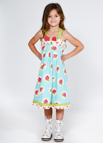 Kid Girl Dresses 2-9 - ESMERALDA THOMSON