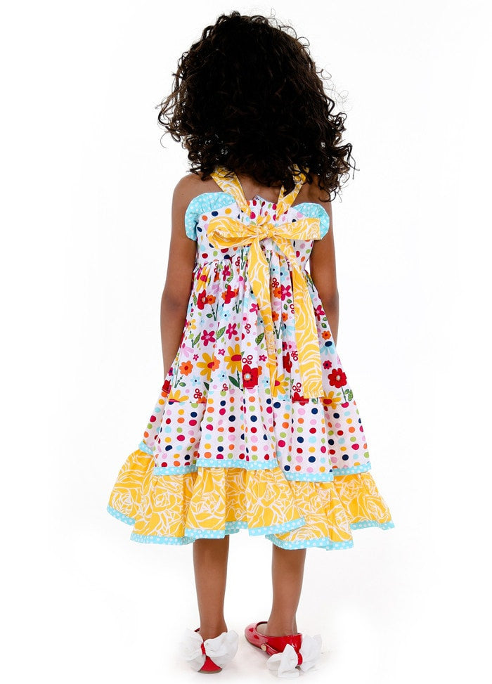 Kid Girl Dresses Size 2-3 - ESMERALDA THOMSON