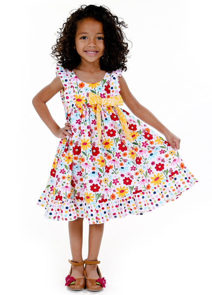 2017 Kid Girl Dresses Size 2-5 - ESMERALDA THOMSON