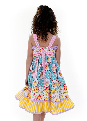 Kid Girls Dresses 2-6 - ESMERALDA THOMSON