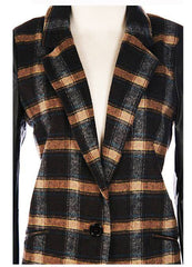 Long Blazer - Jacket - ESMERALDA THOMSON