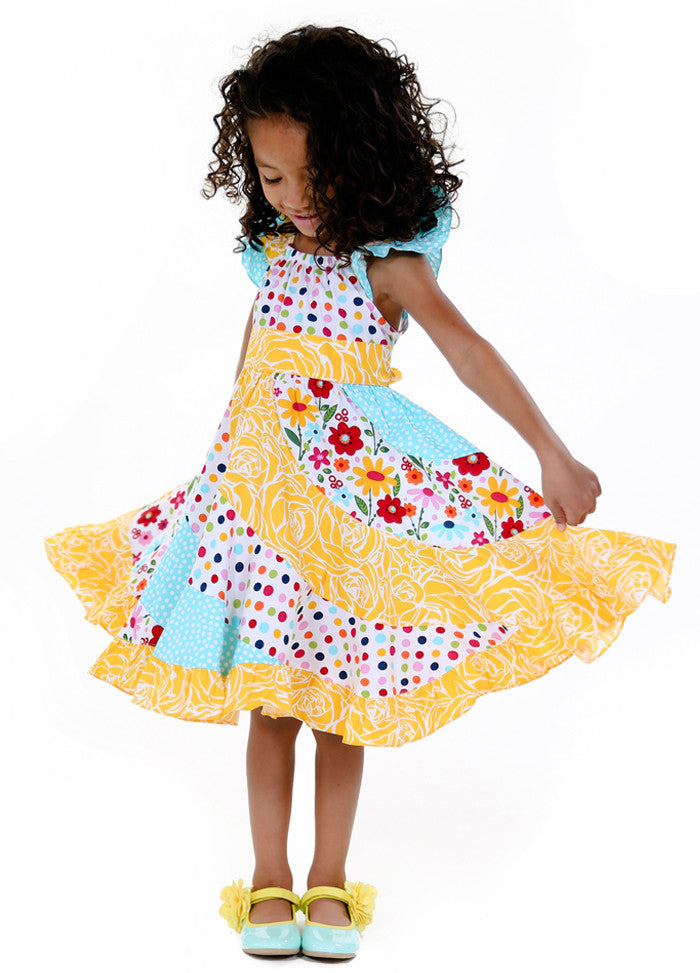 2017 Kid Girl Dresses Size 2 - ESMERALDA THOMSON