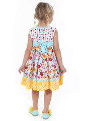 2017 Kid Girl Dresses Size 2-6 - ESMERALDA THOMSON