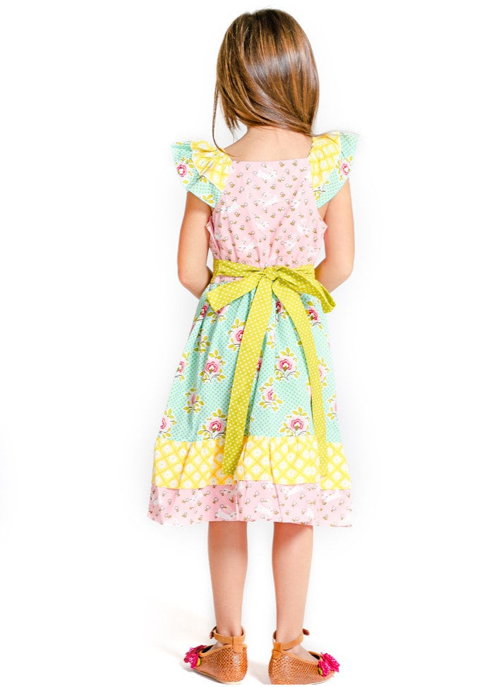 2017 Kid Girl Dresses Size 2-7 - ESMERALDA THOMSON