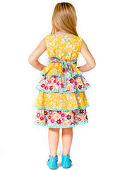 Kid Girl Dresses Size 2-6 - ESMERALDA THOMSON