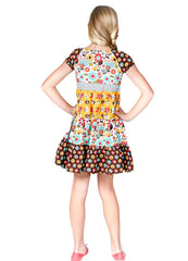 2017 Kid Girl Dresses Size 5-7 - ESMERALDA THOMSON