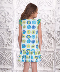 DESIREE FRILL DRESS