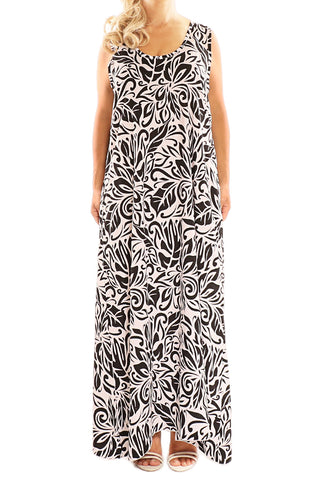MASON SLEEVELESS MAXI DRESS