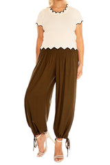 GLORIA HAREM PANTS