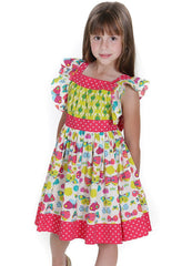2017 Kid Girl Dresses Size 3-7 - ESMERALDA THOMSON
