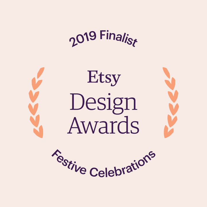 Etsy Design Awards 2019