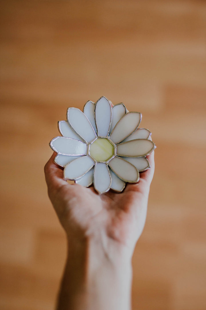 Daisy Ring Dish | Work in Progress Part II