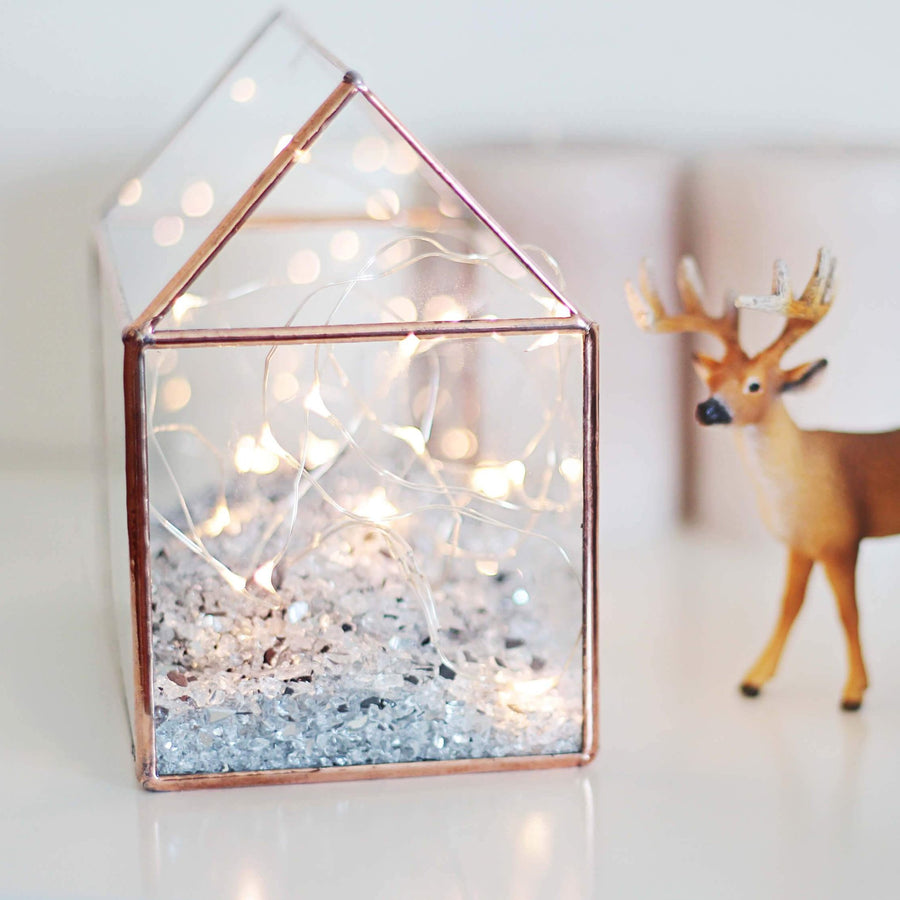 christmas decor fairy lights