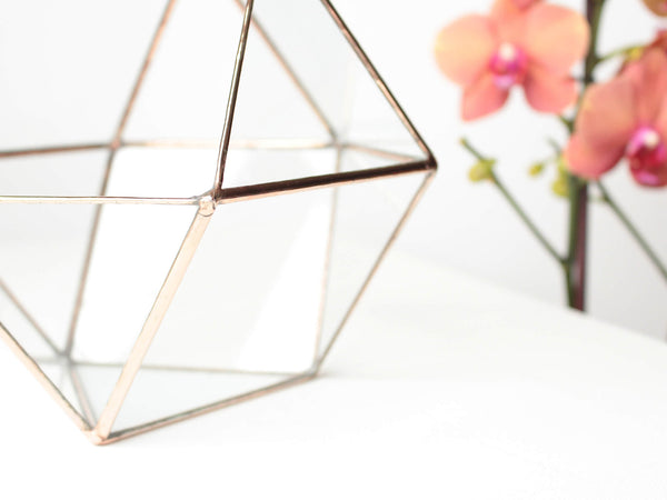 copper terrarium