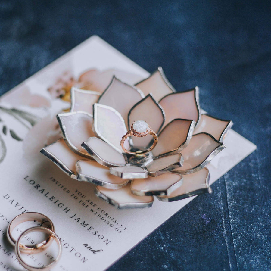 stained-glass-light-pink-iridescent-succulent-shaped-engagement-wedding-ring-dish-holder-04