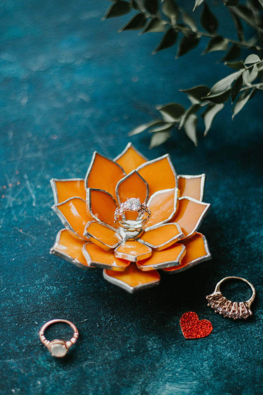 stained-glass-orange-succulent-ring-dish-jewelry-holder-for-weddings-engagements