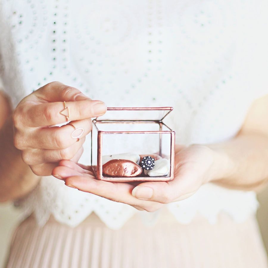 wedding ring box ideas