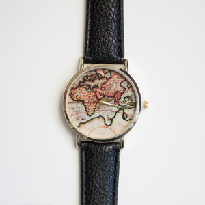 The 'Atlas' Timepiece