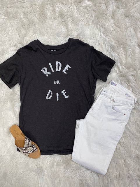 Ride or Die Graphic Tee