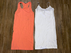 Tunic Length Model Tanks