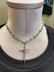 Amazonite Bead Necklaces