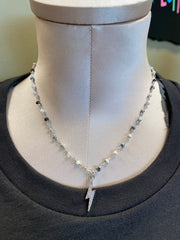Marble Bead Necklaces