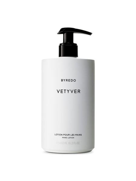 Vetyver Hand Lotion • 450ml