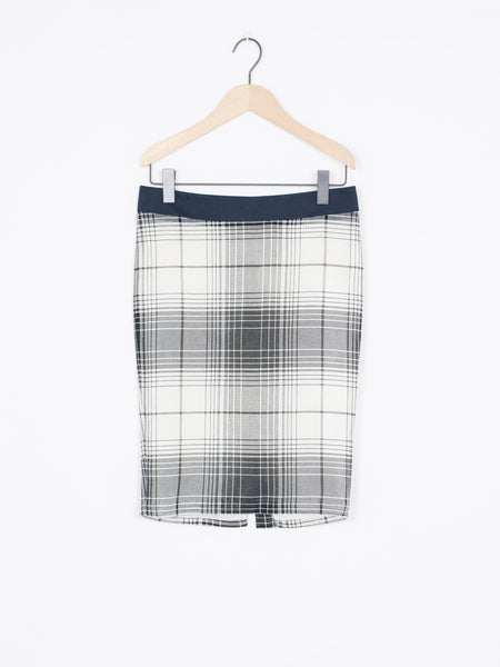 Check Natte Pixie Skirt