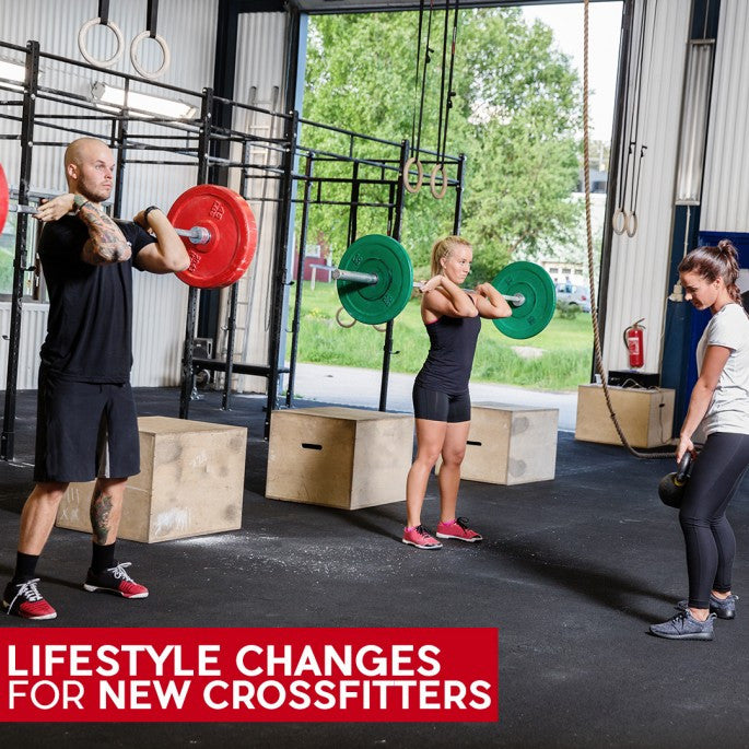 Lifestyle Changes that can Help New CrossFitters