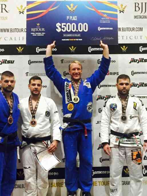 BJJ Tour Florida/UAEJJ New York Pro