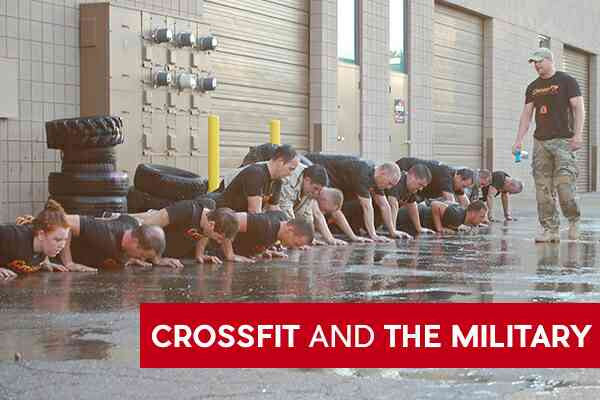 CrossFit and the Military