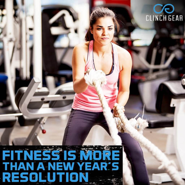 Fitness is More Than a New Year's Resolution