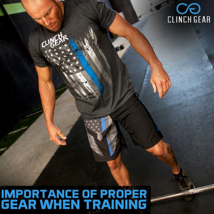 The Importance of Proper Gear When Training