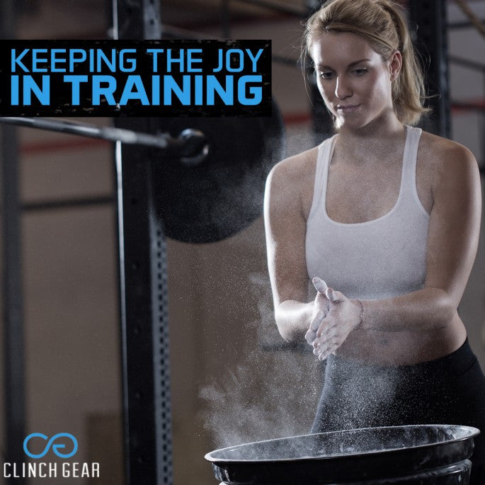 Keeping the Joy in Training