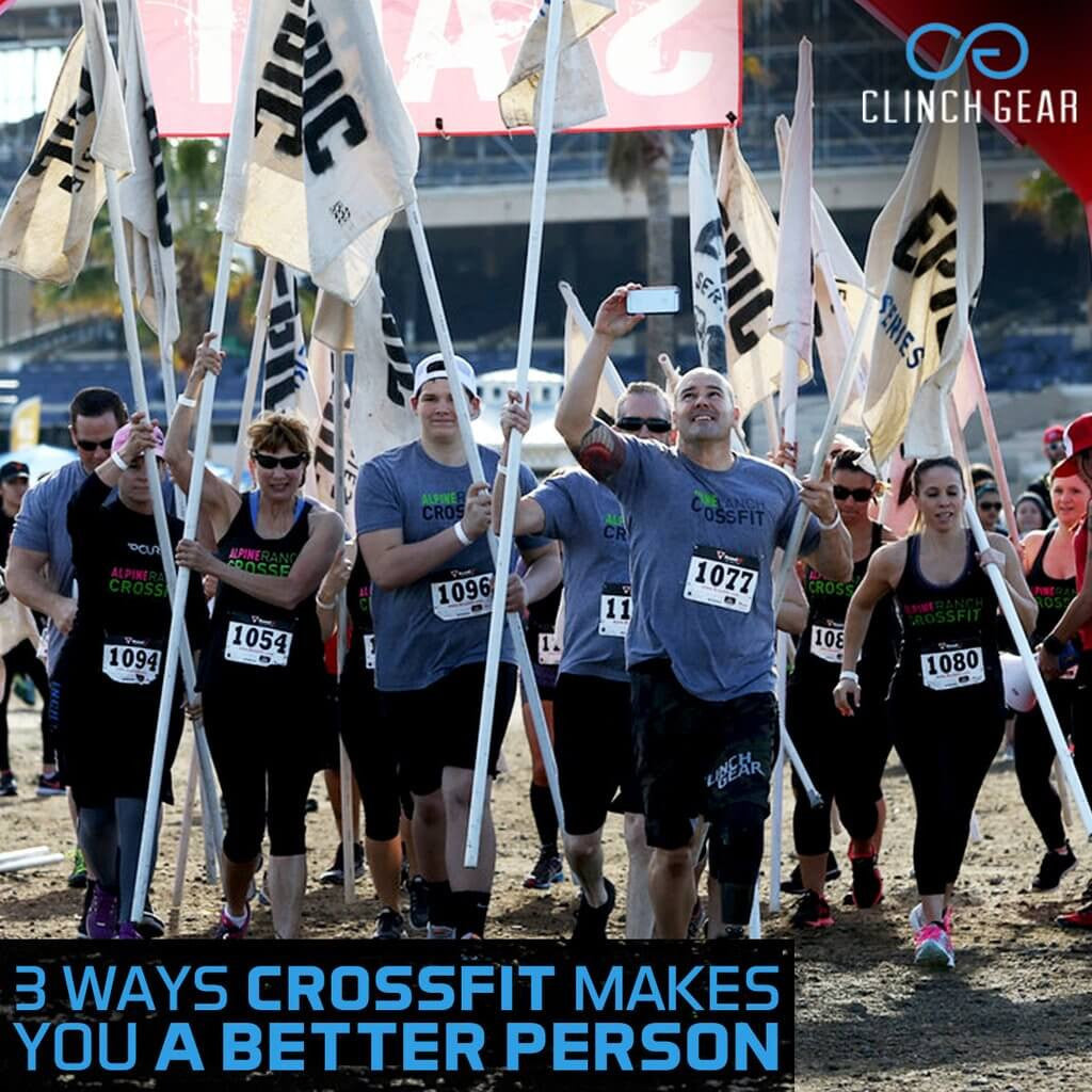 3 Ways CrossFit Makes you a Better Person