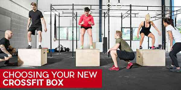 Choosing your New CrossFit Box
