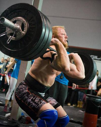Five Benefits of Training CrossFit!