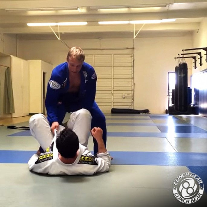 Nathan Mendelsohn's Technique of the Week: Guard Pass with Tarsis Humphreys