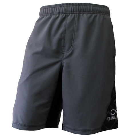 AMRAP City Short - Pewter/Black